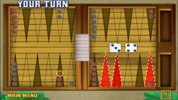 Backgammon Deluxe Free screenshot-3