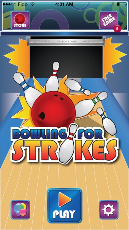 Bowling for Strikes!