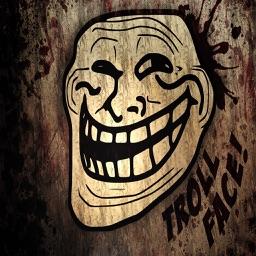 Troll LooL Face الوجه المضحك