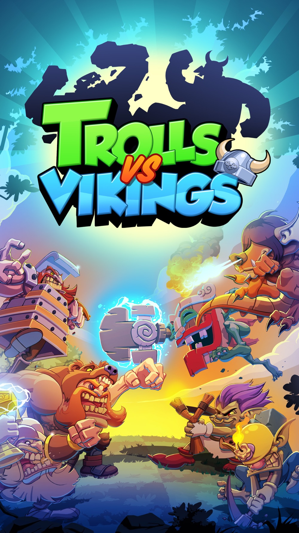 Trolls vs Vikings Cheat Codes