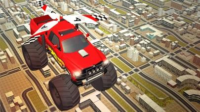 Flying Truck Pilot Driving 3D screenshot two