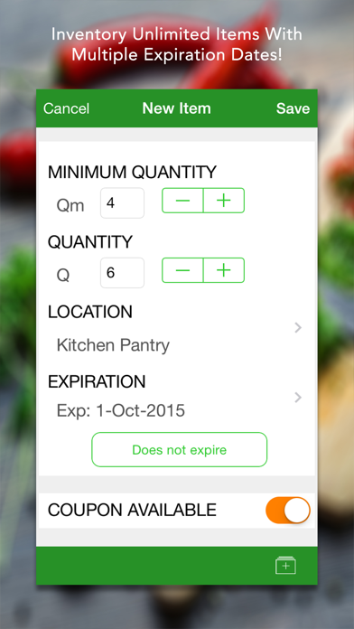 Prep & Pantry Lite - Food Storage Organizer screenshot three