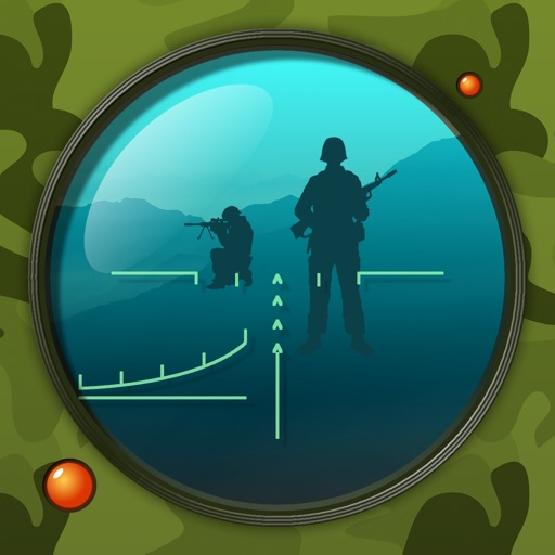 Sniper scope + offline maps