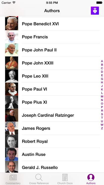 The Catholic Social Teaching App screenshot-3