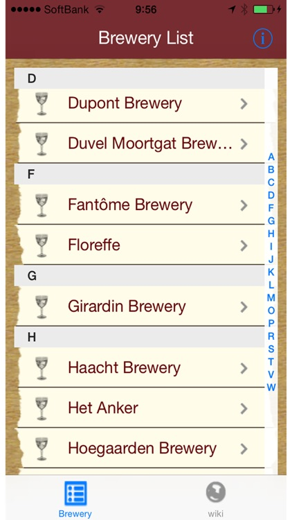 iBelgian Beer screenshot-4