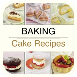 Baking - Cake Recipes Cookbook for iPad