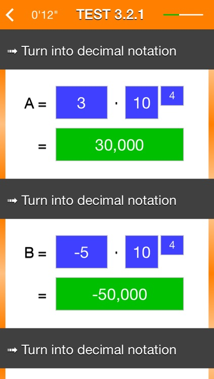 Exponentiation screenshot-4