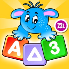 Activities of Preschool All In One Basic Skills Space Learning Adventure A to Z by Abby Monkey® Kids Clubhouse Gam...