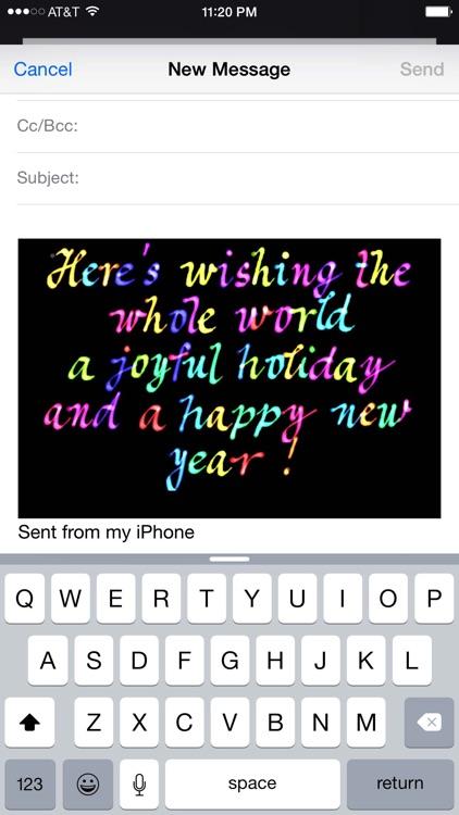 Use Your Handwriting screenshot-4