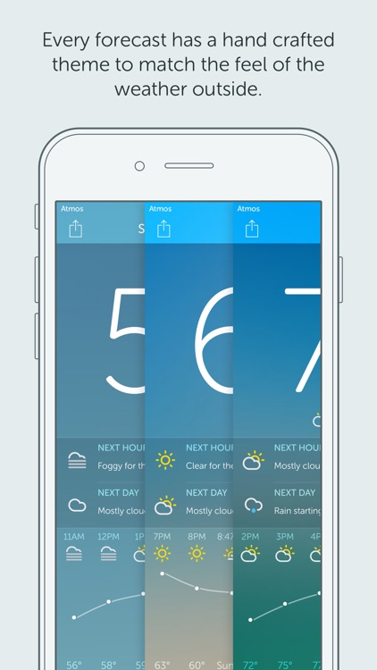 Atmos - Weather for your iPhone and Watch screenshot-4