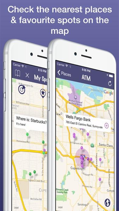 Parking Spot App >> My Spot Pro Map Location Parking Spot History App Price Drops