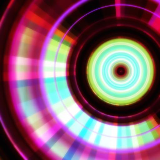 Trippy Sound Colour Synesthesia