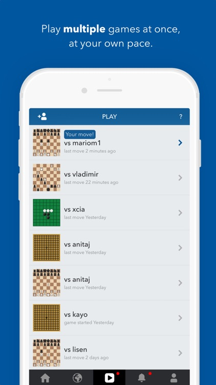 movess - social networks for board games screenshot-3