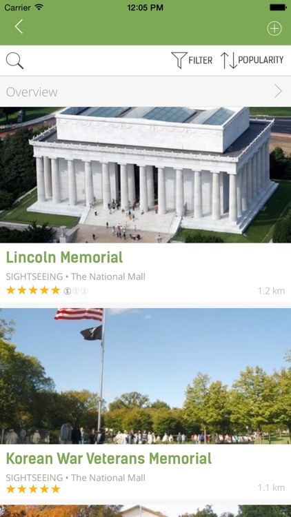 Washington DC Travel Guide (Offline Maps) - mTrip screenshot-3