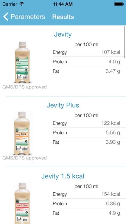 Abbott Nutrition HCP App screenshot-3