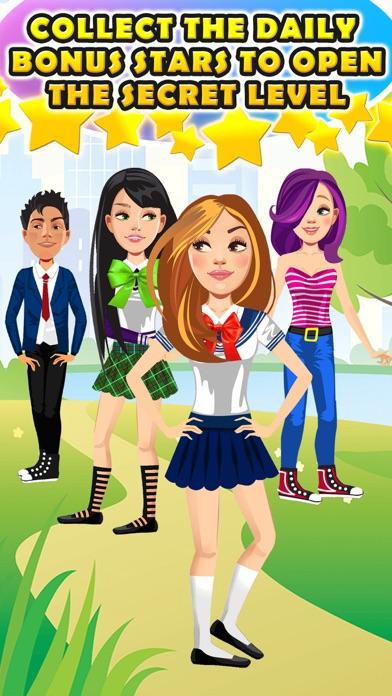 My Teen Life Campus Gossip Story - Social Episode Dating Game screenshot four