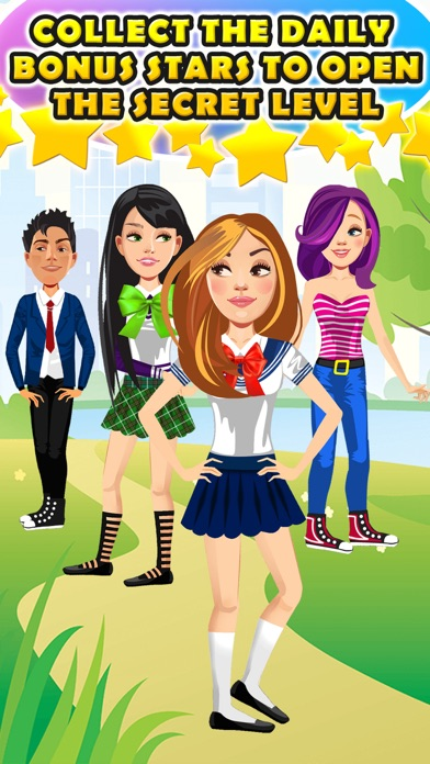 My Teen Life Campus Gossip Story - Social Episode Dating Game screenshot four