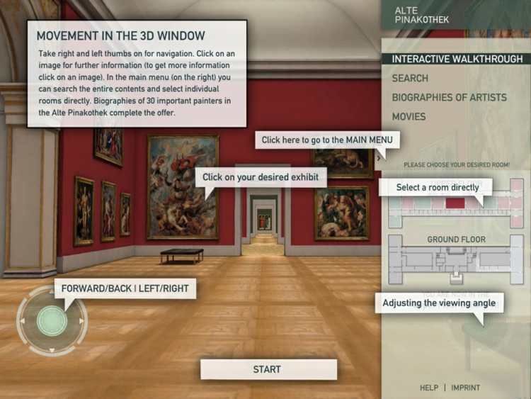 Alte Pinakothek Munich screenshot-1
