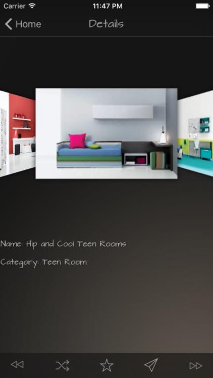 Teen Room Design Database screenshot-4