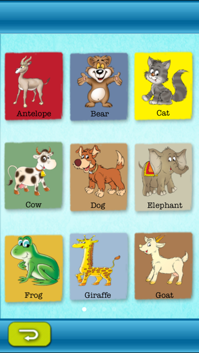 First Animal Book-1