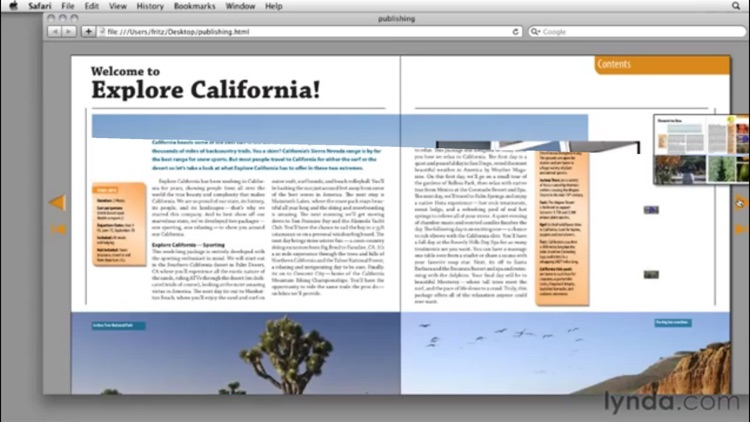 Easy To Use - Adobe InDesign Edition
