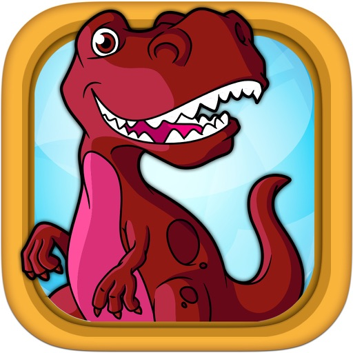 The Hungry Dino Left Behind The Most Wanted Man in the Woods Free iOS App