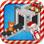 Christmas Toys Factory jeu de simulation - Apprenez à fabriquer des jouets et des cadeaux de Noël en usine avec le Père Noël