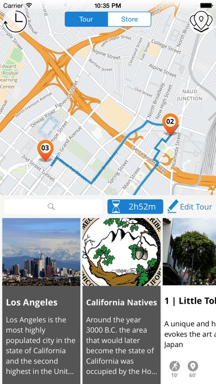 Los Angeles Premium | JiTT.travel Audio City Guide & Tour Planner with Offline Maps screenshot-4