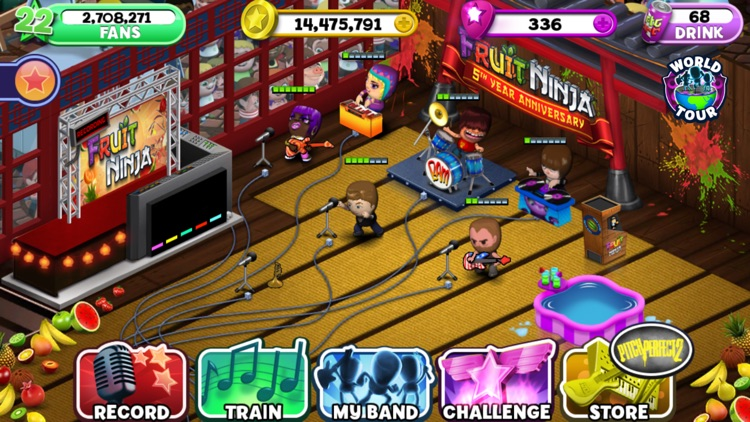 Band Stars screenshot-1