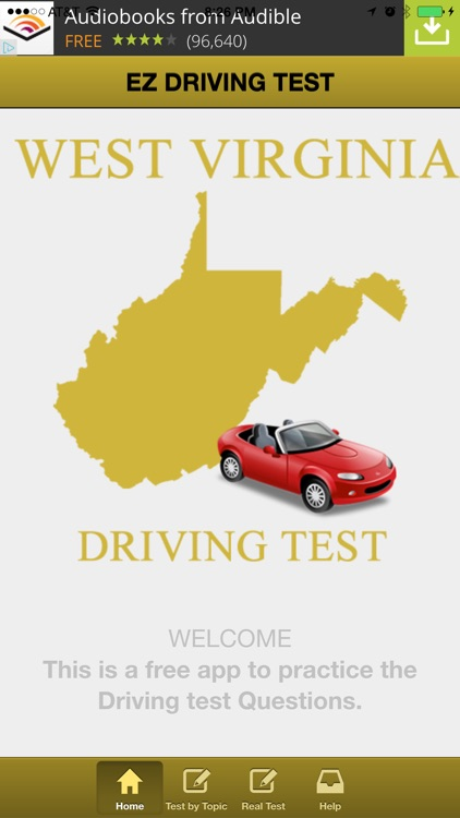 west virginia driving test requirements