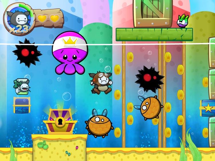 Wacoon Jump! HD screenshot-3