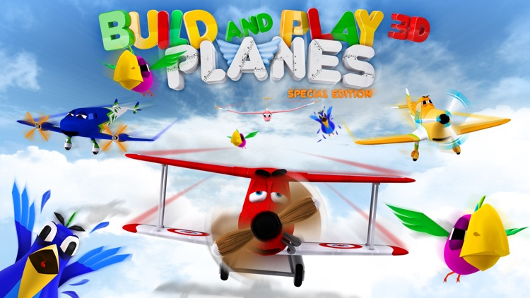 Build and Play 3D - Planes Special Edition screenshot-0