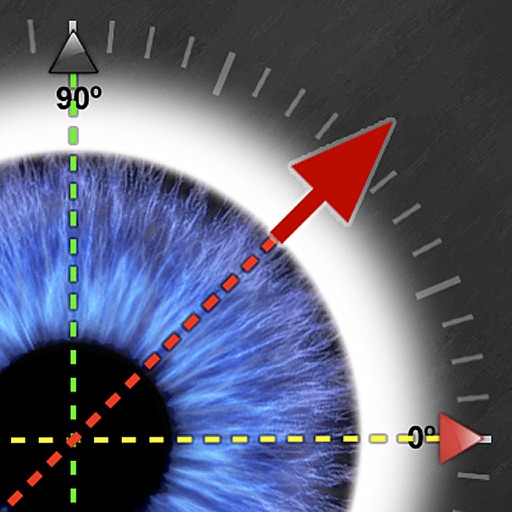 Eye Vectors - Astigmatism analysis.