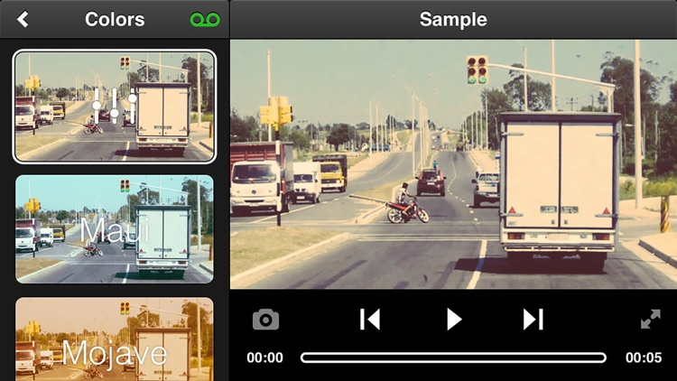 Videon - Video Camera and Editor with Zoom, Pause, Effects, Filters screenshot-3
