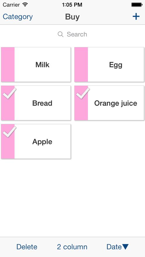 ColorTask App 截图