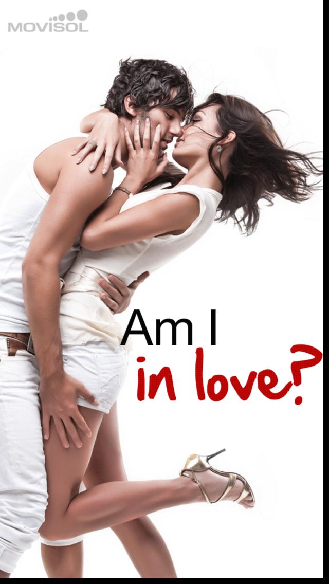 Amoureux?: c'est amour? passion? ou tout simplement amitié! iPhone