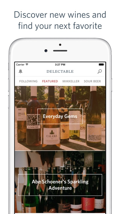 Delectable - Wine Scanner, Ratings & Reviews
