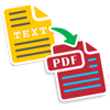 Text to PDF : Batch Convert Text Documents into PDF - RootRise Technologies Pvt. Ltd.