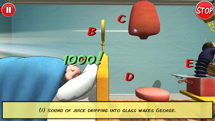 Rube Works: The Official Rube Goldberg Invention Game screenshot-3