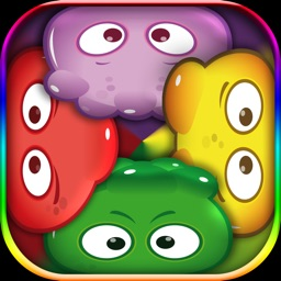 A Jelly Connect Mania Gummi Match 3