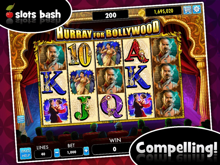 Slots Bash - Free Slots Casino screenshot-3