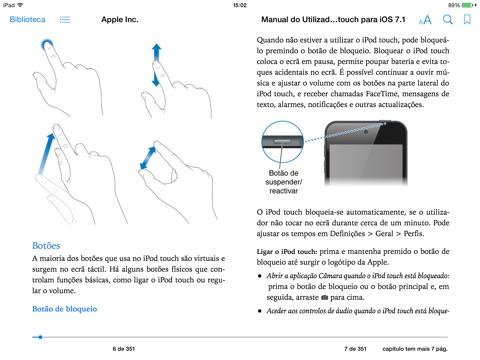 manual do utilizador do ipod touch para ios 7 1 by apple inc on ibooks rh itunes apple com samsung ipod touch manual user manual for ipod touch
