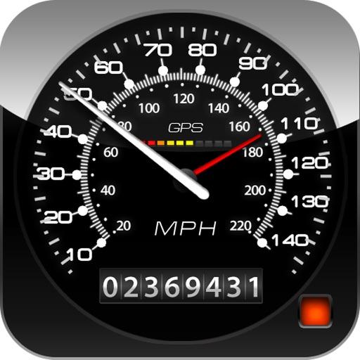 Speedometer s54 Free (Speed Limit Alert System)