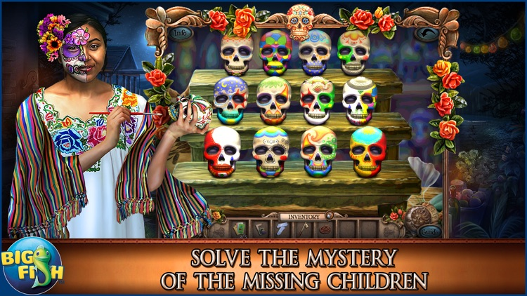 Lost Legends: The Weeping Woman - A Colorful Hidden Object Mystery