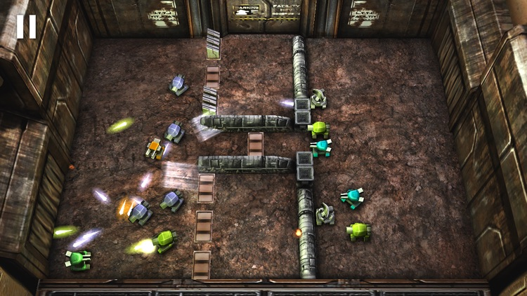 Tank Hero: Laser Wars screenshot-1