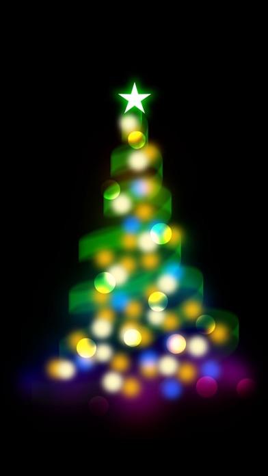App Weihnachtsbilder.Live Christmas Tree Animation Screen Ambience Lighting Wallpaper