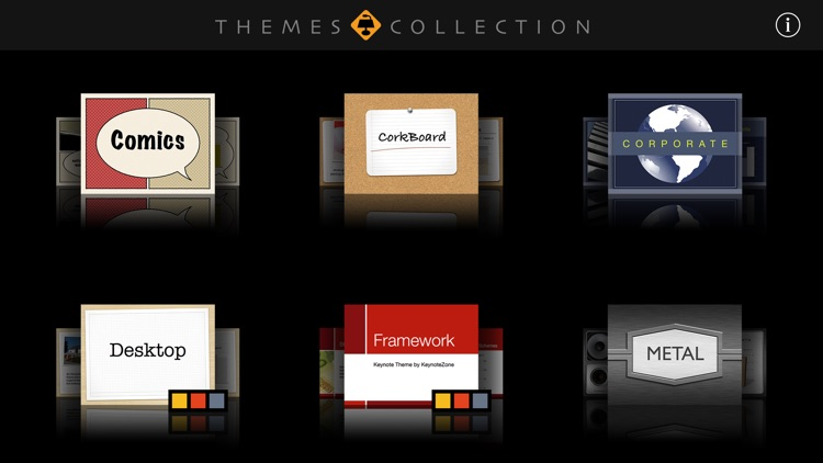 Collection for Keynote