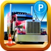 3D Truck Car Parking Simulator - School Bus Driving Test Games!