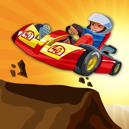 A Crazy Off Road Go Kart Buggy Cross Jump Racer FREE