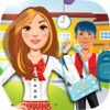 私の高校BFFファッションクラブドレスアップゲーム - あなたのバーチャルスターサロン世界メーカー体験 - 無料アプリ